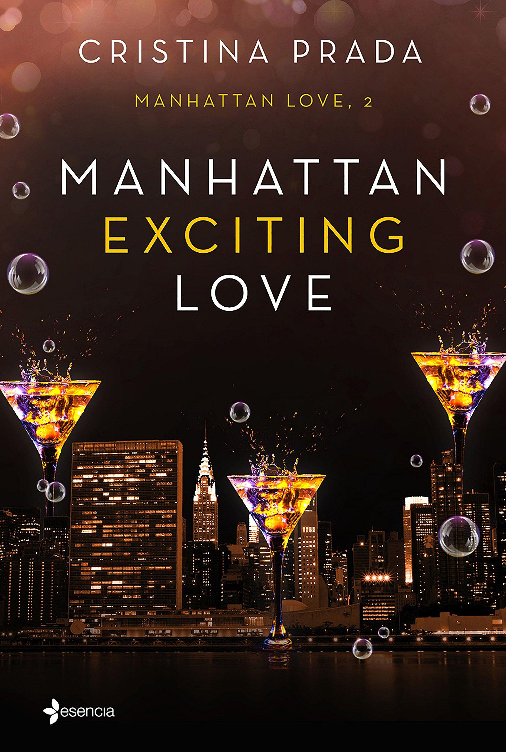 Manhattan Exciting Love: Manhattan Love, 2 (Erótica): Amazon.es: Prada, Cristina: Libros