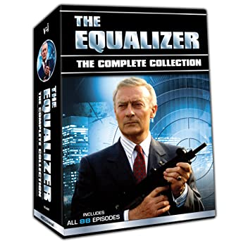 Amazon com: The Equalizer: Complete Collection All 4 Season