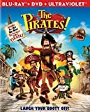 The Pirates! Band of Misfits (Two-Disc Blu-ray/DVD Combo)