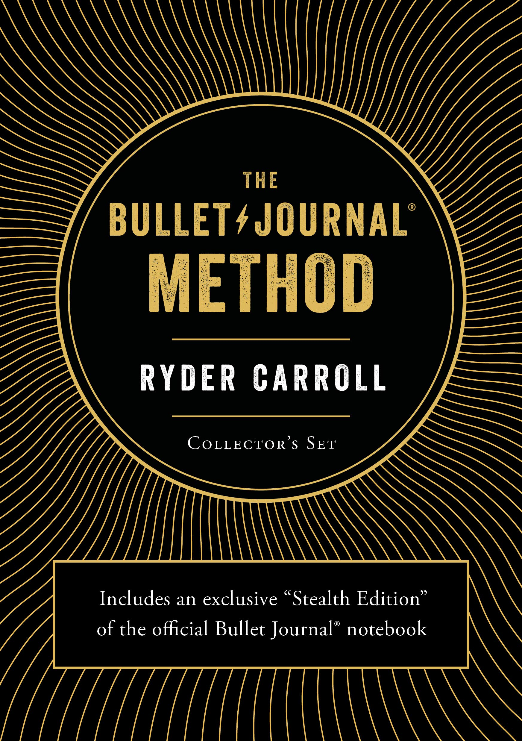 the bullet journal method collectors set