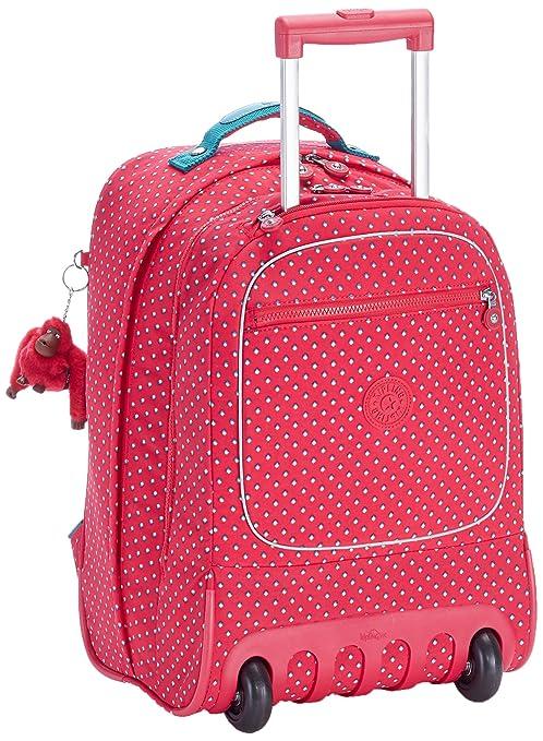 Kipling CLAS Soobin L Mochila Grande, 49 cm, 28 litros, Pink Summer Pop