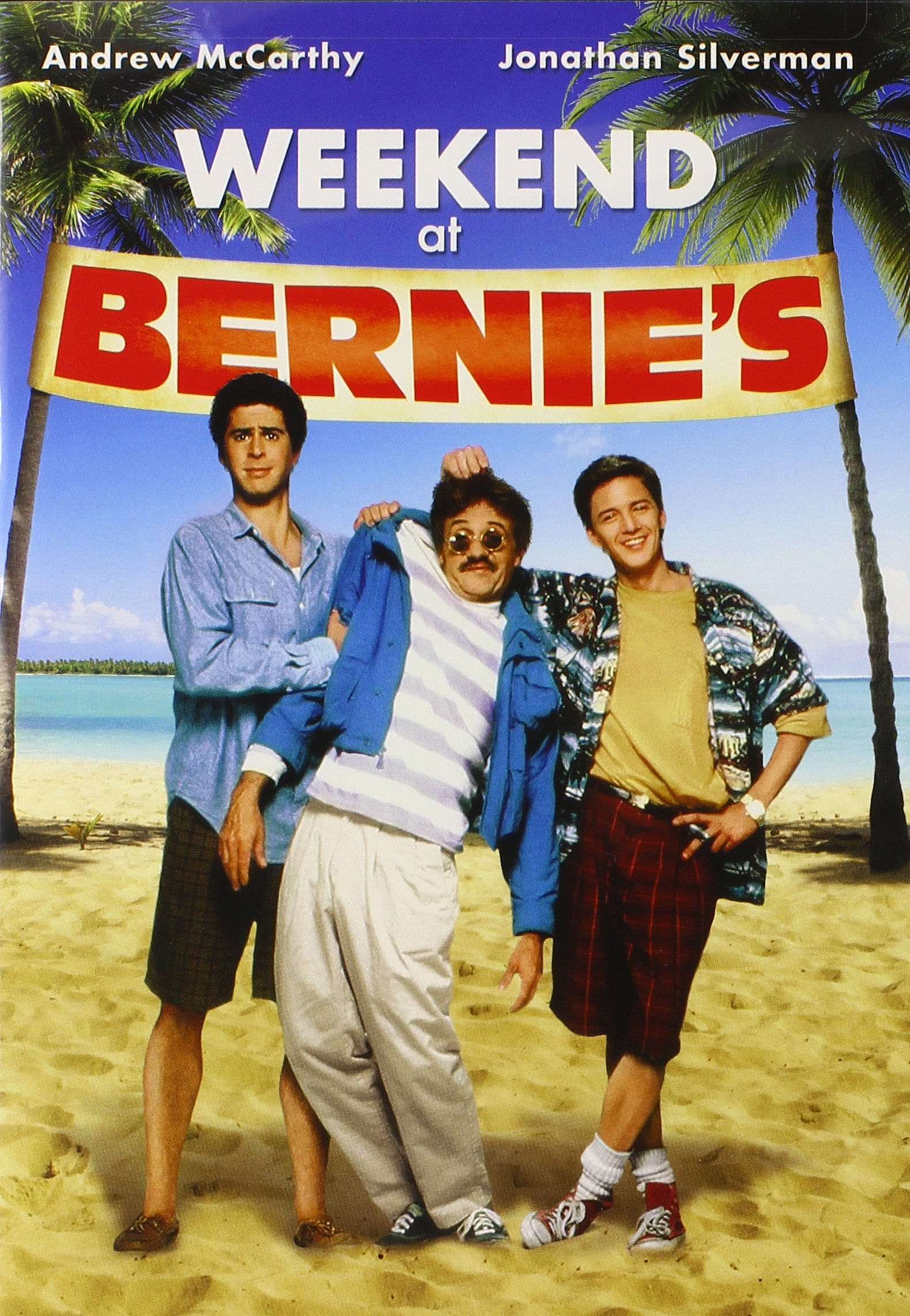 DVD : Weekend At Bernie's [WS] [Repackaged] (Widescreen, Repackaged)
