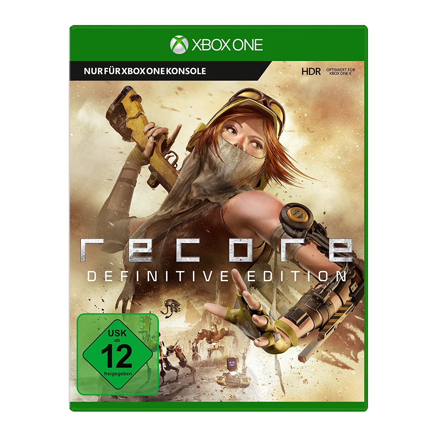 Recore - Definitive Edition - Xbox One [Importación alemana ...