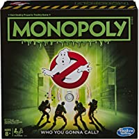 MONOPOLY - Ghostbusters Edition - Movie Inspired Game - Who you gonna Call - Kids and Family Board Games and Toys for…