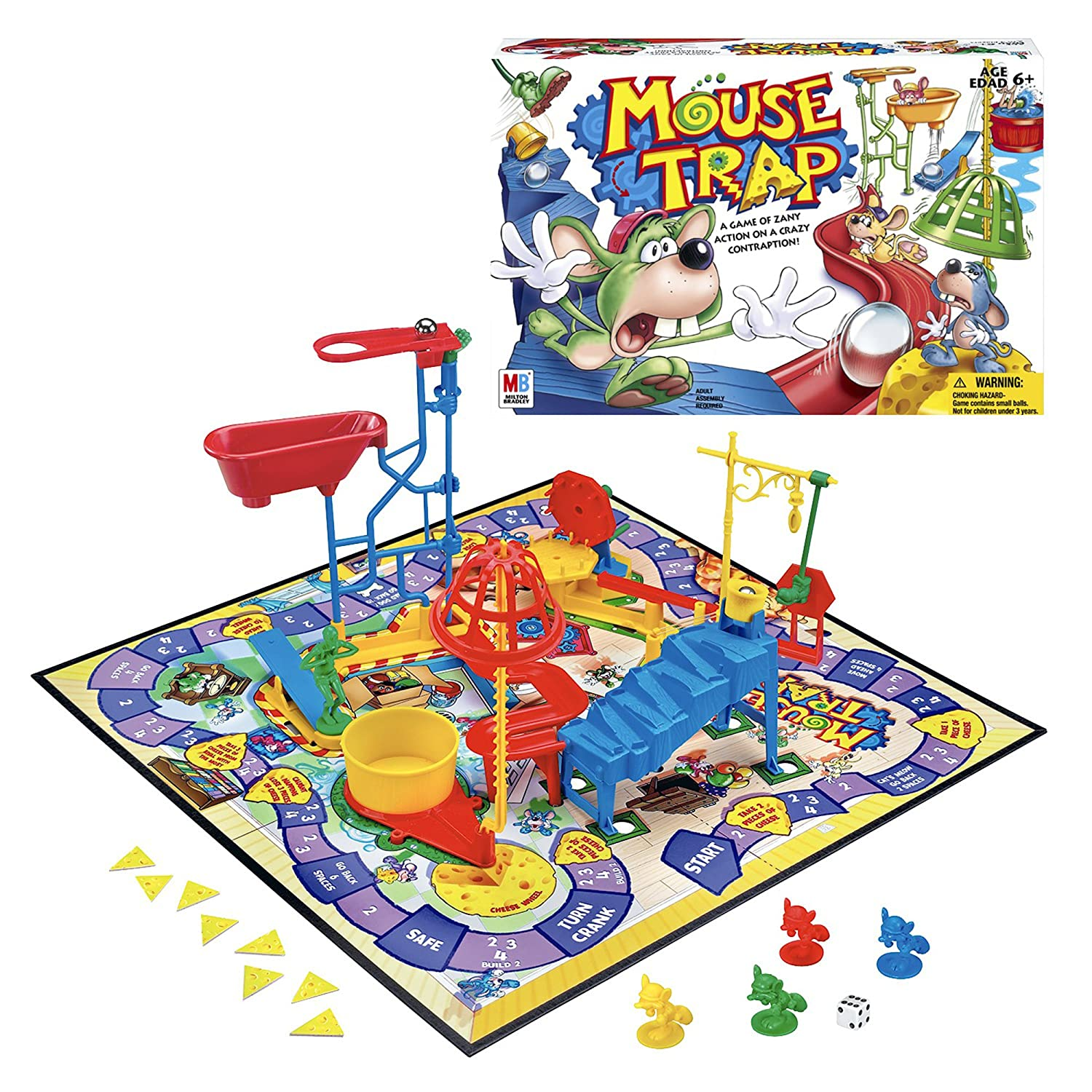 Mouse Trap Board Game Clip Part