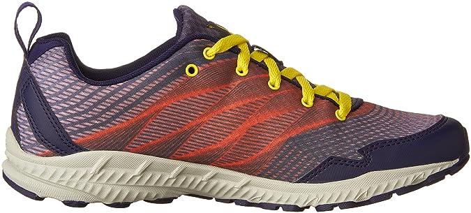 Merrell Crusher, Scarpe da Trail Running Donna, Multicolore (Aleutian), 37.5 EU