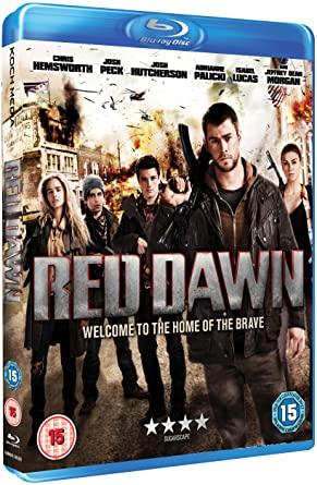 Image result for Red Dawn 2012 bluray