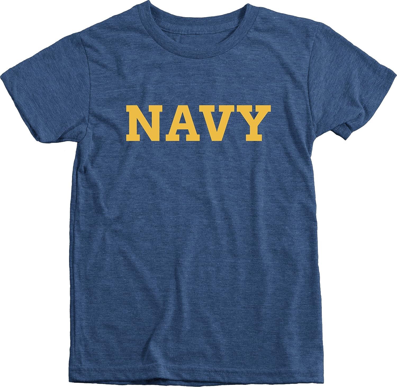 Trunk Candy Kids Navy Tri-Blend T-Shirt