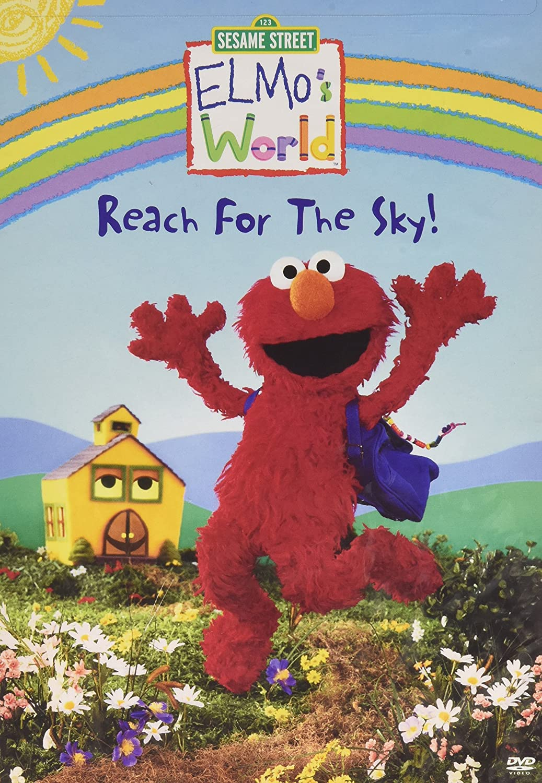 Amazon com: Sesame Street - Elmo's World - Reach for the Sky