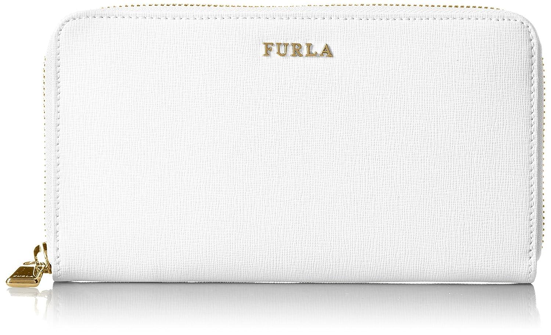 [フルラ] Furla 長財布ラウンドジップ バビロン B017NCDVK8チョーク(オフホワイト)