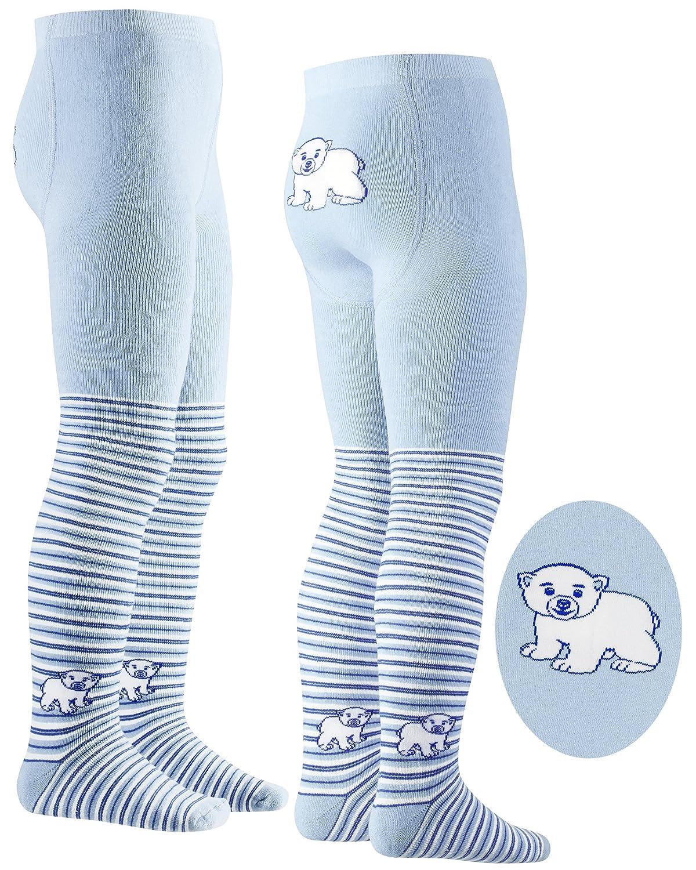 Playshoes Baby-Jungen Thermo Eisb/ã/£/â/¤r Strumpfhose Blickdicht