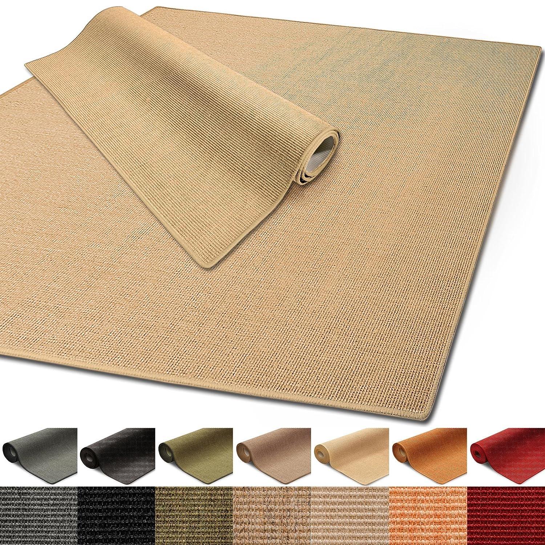 Sisalteppich  100% reines Sisal | Sisalteppich in verschiedenen Farben und ...