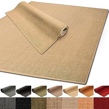Sisal teppich  100% reines Sisal | Sisalteppich in verschiedenen Farben und ...