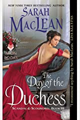 The Day of the Duchess: Scandal & Scoundrel, Book III Kindle Edition