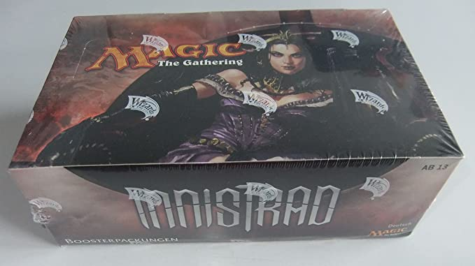 Liliana Fetch? Magic The Gathering MODERN MASTERS 2017 one sealed Booster Pack