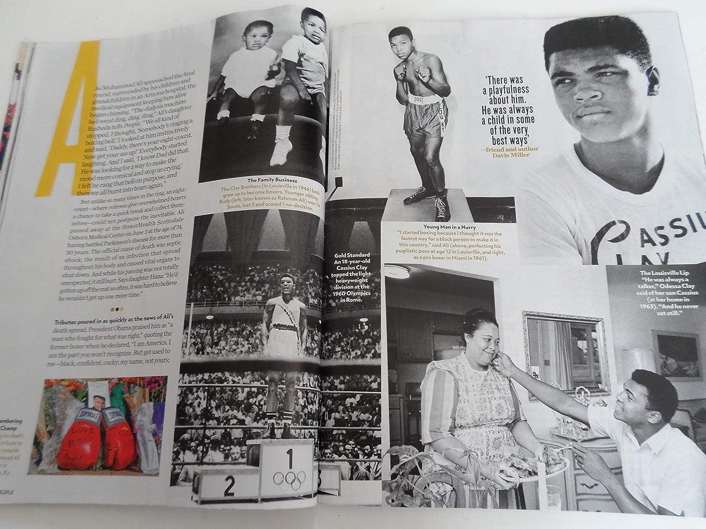 Muhammad Ali Cover People Magazine June 20, 2016