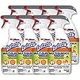SC Johnson Professional, Fantastik Multi-Surface Cleaner & Disinfectant Spray Bottle, 32 Oz, Pack of 8