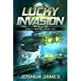 Lucky Invasion: Lucky's Marines   Book Five