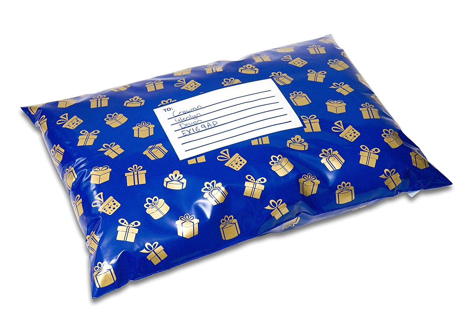 e0814846aabc The Original Funky Mailing Bag Best Postal Sacks By The Original Funky  Mailings Bags-Perfect Colourful Patterned Gift Bag For Jewellery, Clothing,  ...
