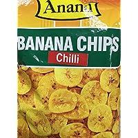 Anand Banana Chips Chili 400 Grams