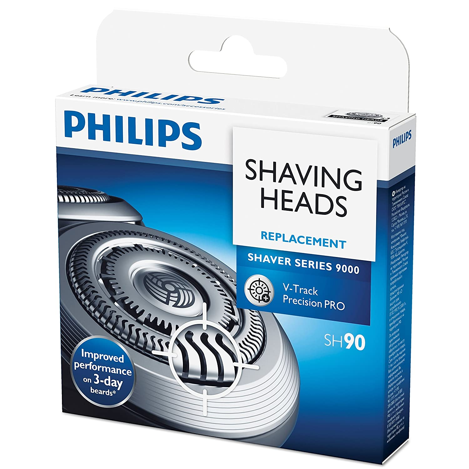 Philips Replacement Shaving Head 9000 Series Pack 1 [SH90/60]