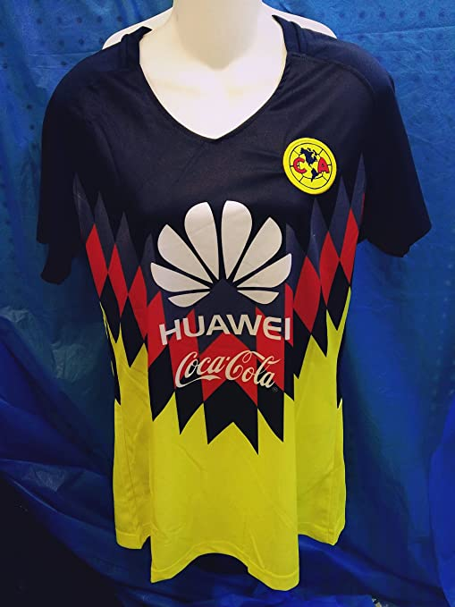 new style b1ba4 ffc21 Amazon.com : new! Club America Aguilas Replica Woman Jersey ...