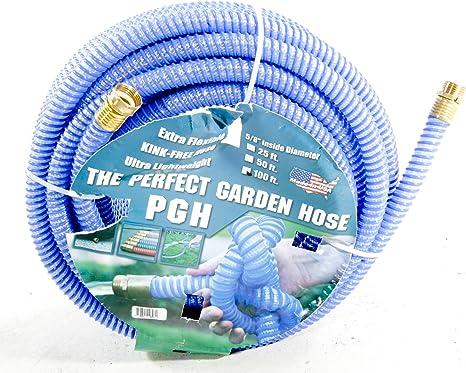 """Perfect Garden Hose 001-0106-1200 TUFF GUARD The Perfect Garden Hose 5//8/"""" x 100/'"""