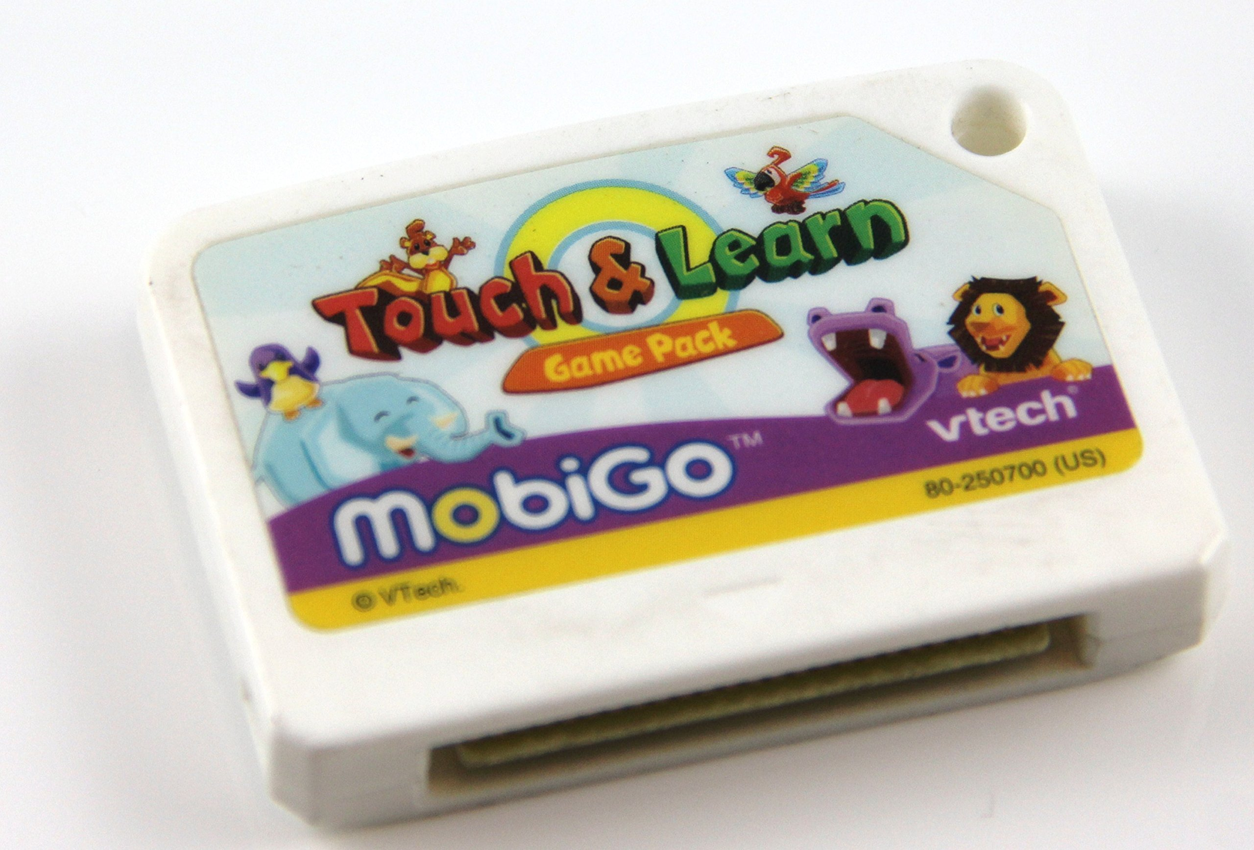VTech MobiGo Touch Learning System - Replacement Touch & Learn Game Pack by VTech (Image #1)