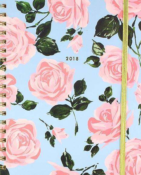 Ban. do diseño Bando 12 Mes Planificador, Rosa Parade (70830 ...