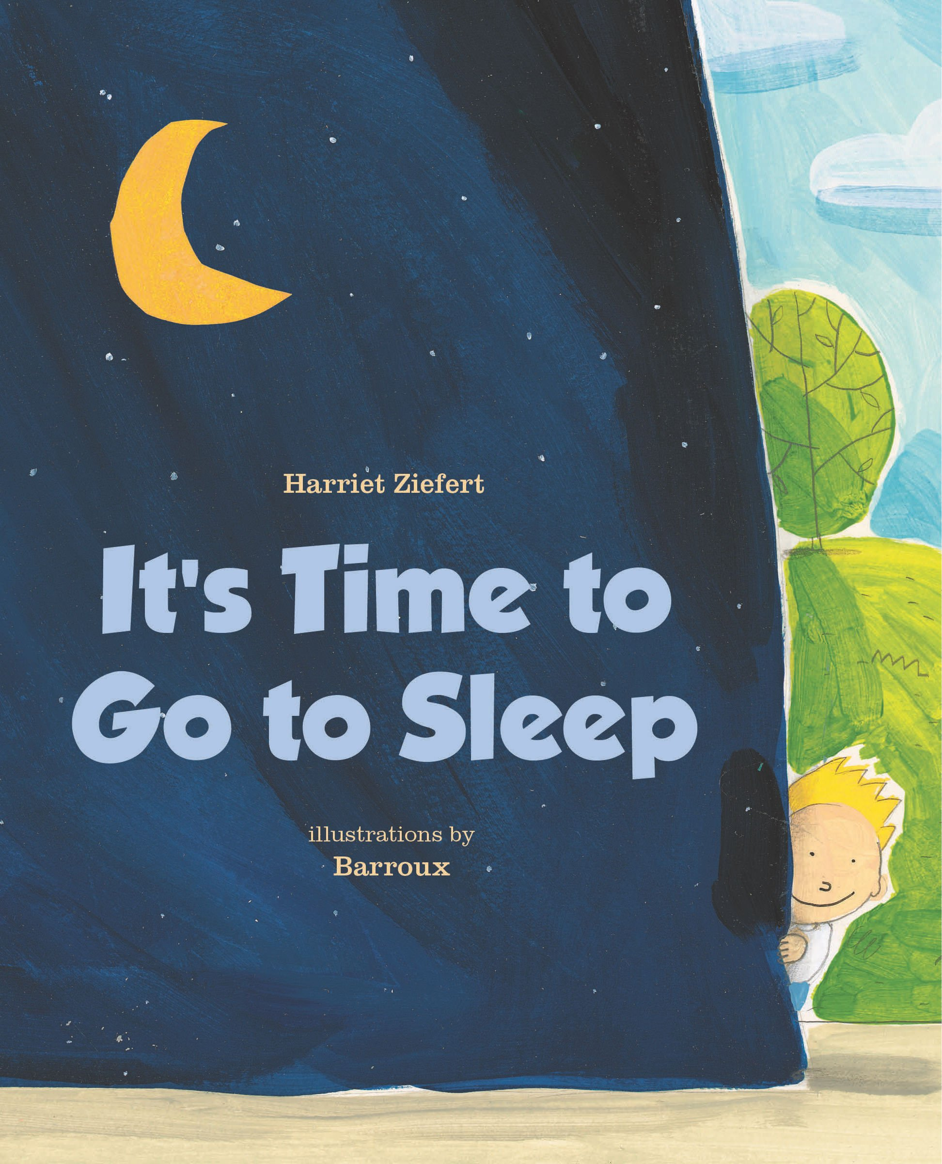 Download It's Time to Go to Sleep pdf