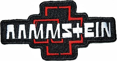 Negro Rammstein música banda Rock Heavy Metal Punk Rock Logo ...