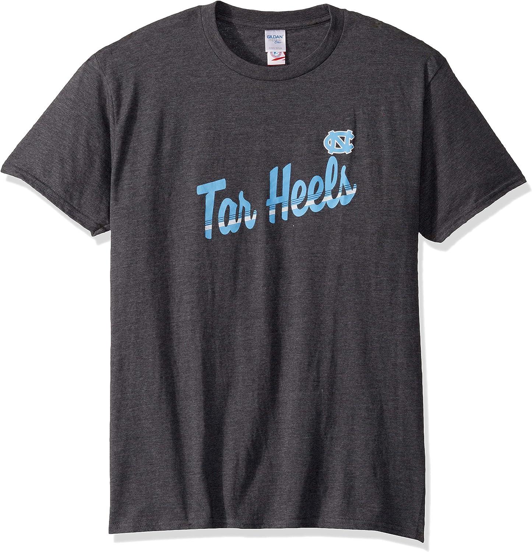 UNC North Carolina Tarheels Charcoal Grey T-Shirt
