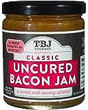 TBJ Gourmet Classic Bacon Jam - Original Recipe Bacon Spread - Uses Real Bacon, No Preservatives - Authentic Bacon Jams - 9 Ounces