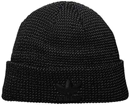 c1e74ca6e39 Amazon.com  adidas Men s Originals Trefoil Beanie