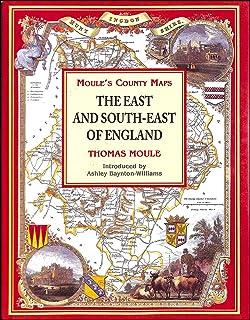 County Maps of Old England, The: Amazon co uk: Thomas Moule