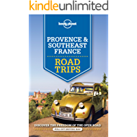 Lonely Planet Provence & Southeast France Road Trips (Travel Guide) (English Edition)