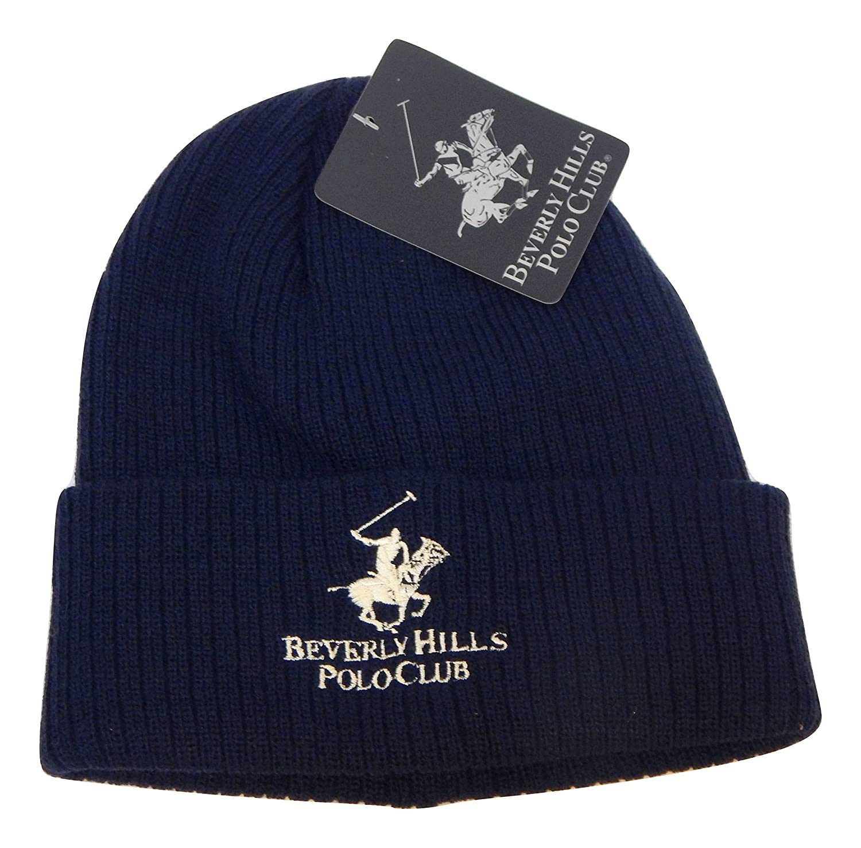 71854c234 Beverly Hills Polo Club Beanie Hats