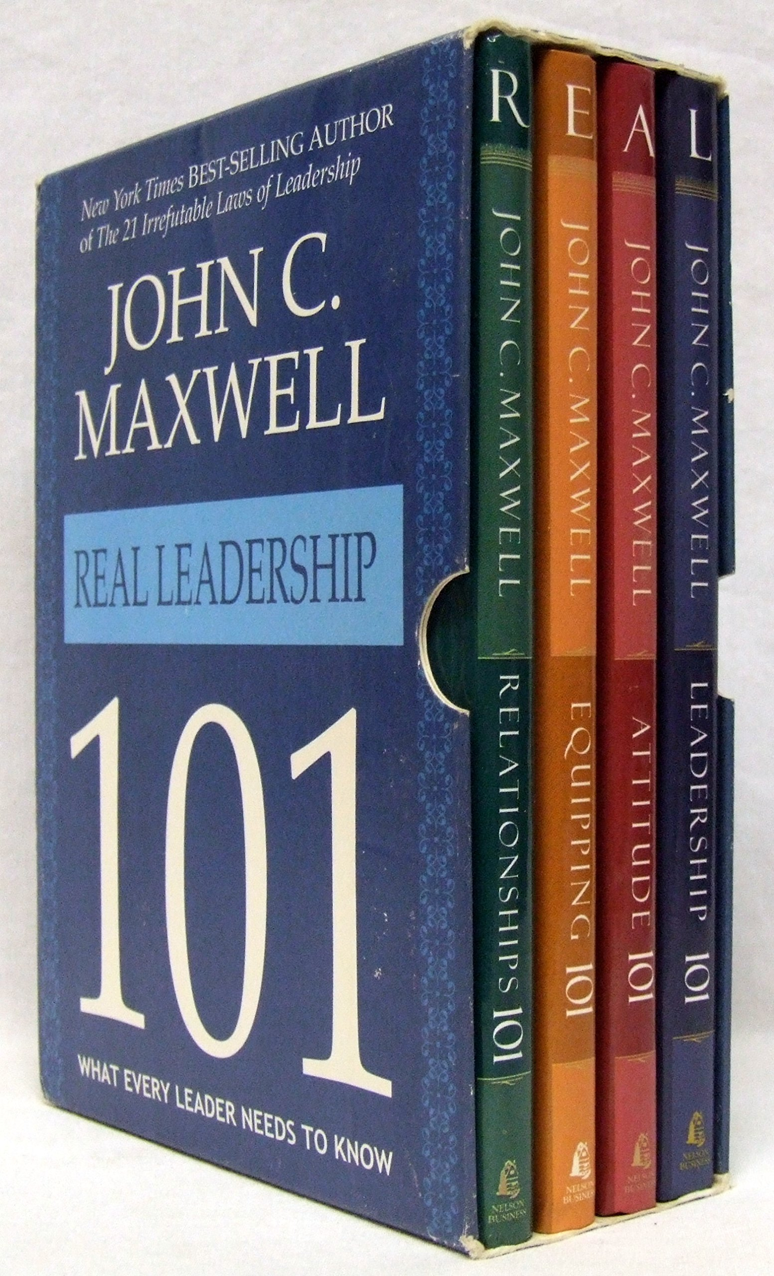 Real Leadership 101 Box Relationships product image