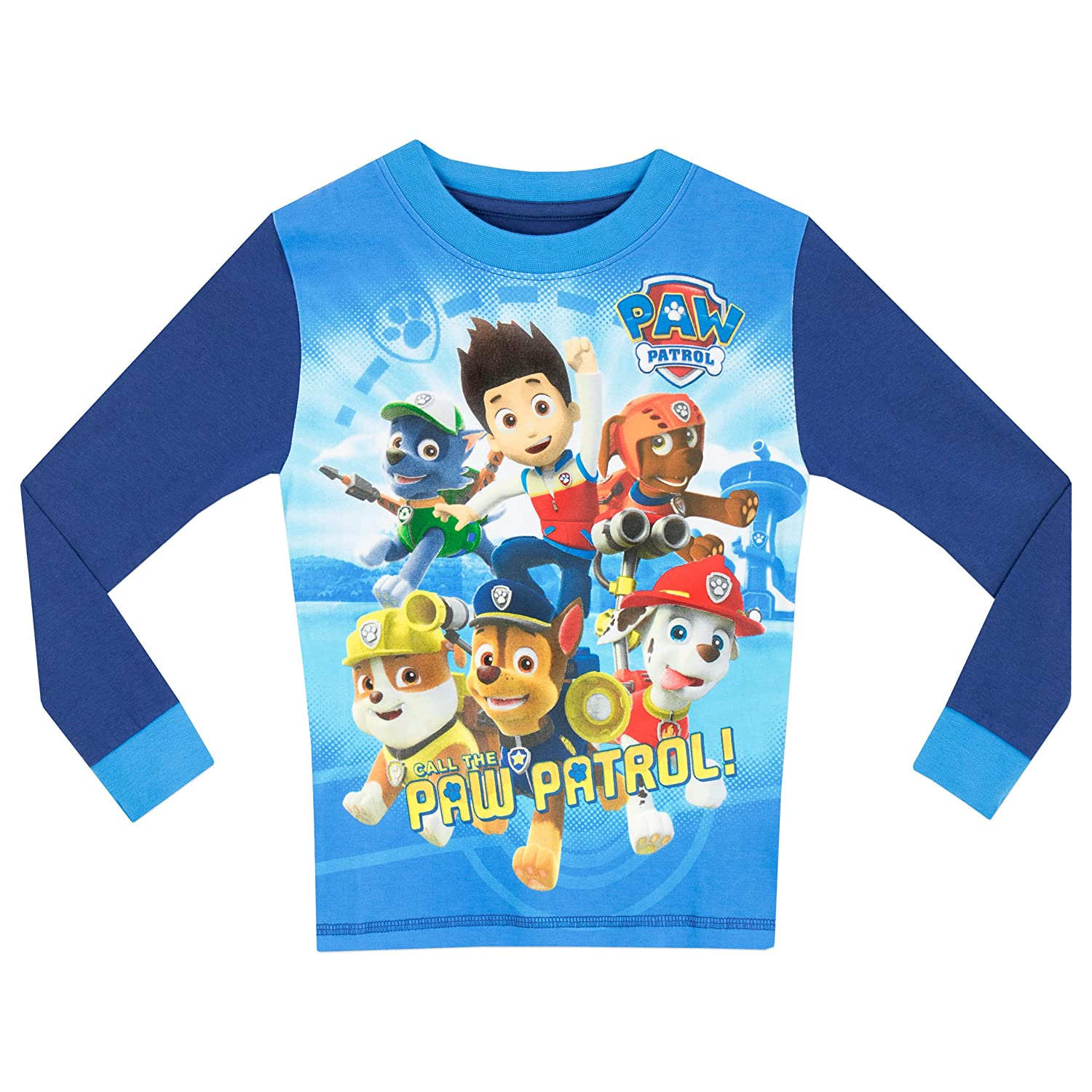 Amazon.com  Paw Patrol Boys Pajamas  Clothing ef8ea2953