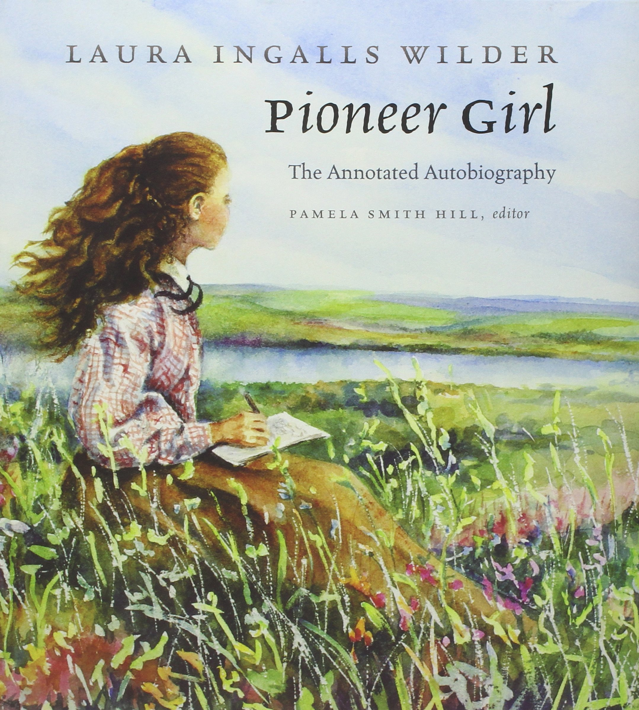 Image result for pioneer girl laura ingalls