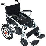 Best Wheelchair 2018 New Electric Wheelchair Folding Lightweight Heavy Duty Electric Power Motorized Wheelchair (Black)!!!