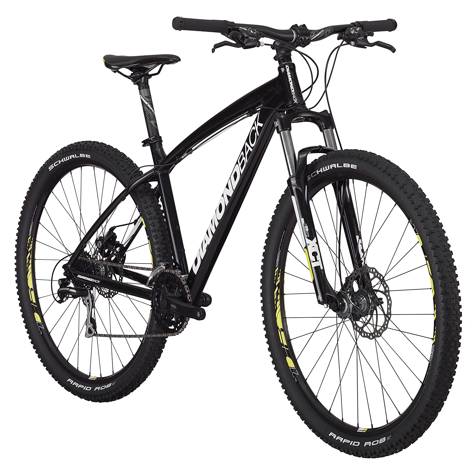 Diamondback Overdrive 29er Hardtail Mountain Bike