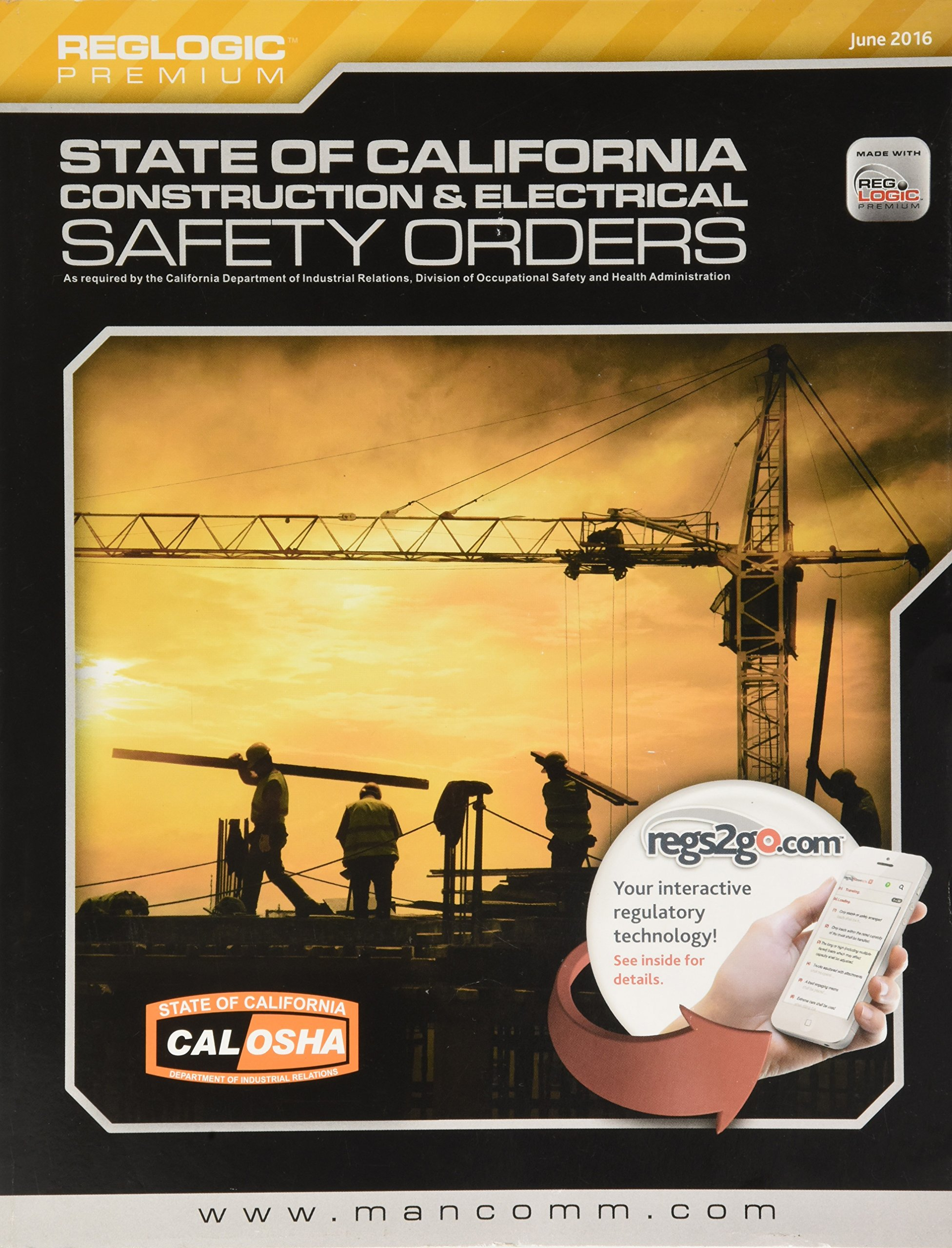 Download Cal/OSHA Construction & Electrical Safety Orders ebook