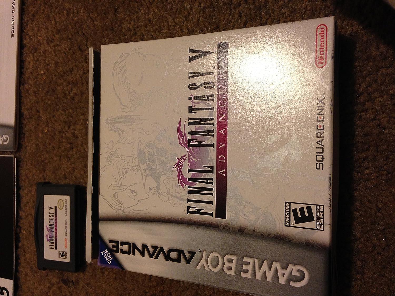 Final Fantasy V Advance: Amazon.es: Videojuegos