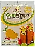 GemWraps Mango Chipotle Sandwich Wraps 6-sheets