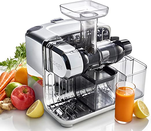 Omega CUBE300S Cube Nutrition Center Juicer