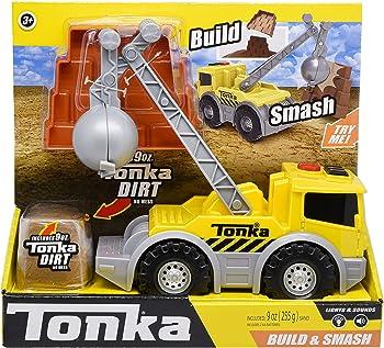 Tonka Build & Smash Lights and Sounds