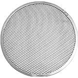 Fackelmann FM Professional Base Rejilla Pizza/Descongelar/Enfriar, Aluminio, Gris, 30x0.3 cm