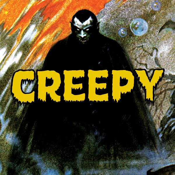 Creepy Archives (Collections) (26 Book Series)