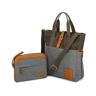 Travel Tote Bags - Laptop, Work or Toiletry Bag - Stylishly Designed to Impress